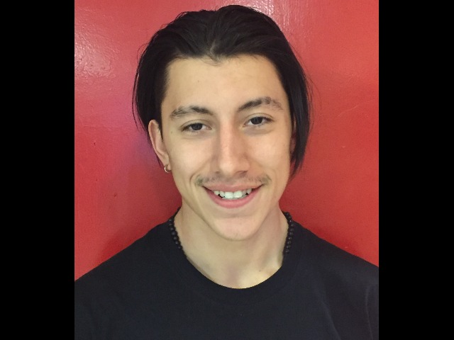 roster photo for Liam Polito