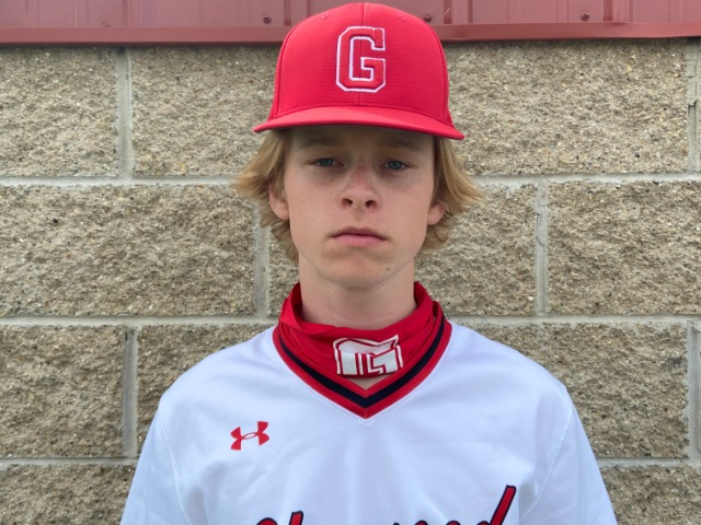 roster photo for Griffin Graue
