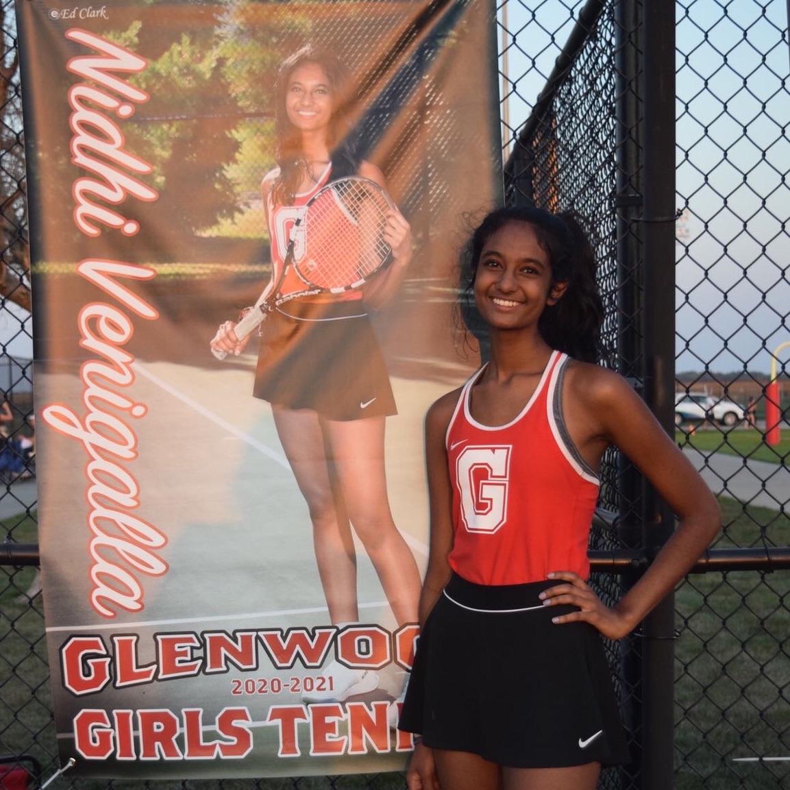 roster photo for Nidhi Venigalla