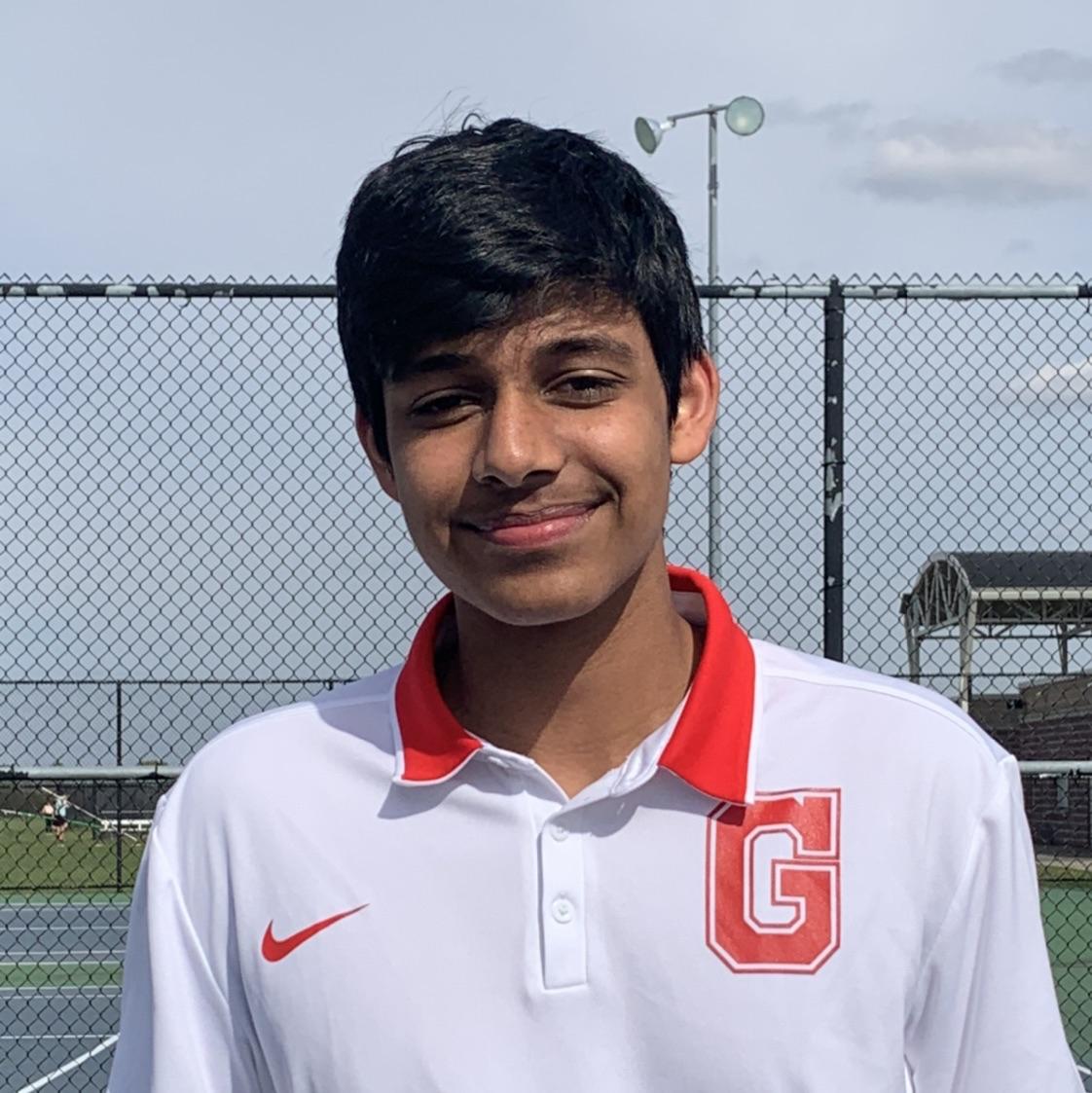 roster photo for Nikhil Gupta