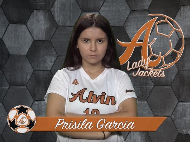 roster photo for Prisila Garcia