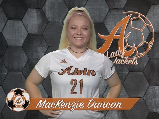 roster photo for Mackenzie   Duncan