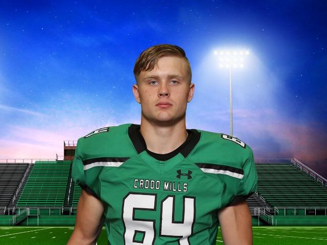 roster photo for Brett Harrington