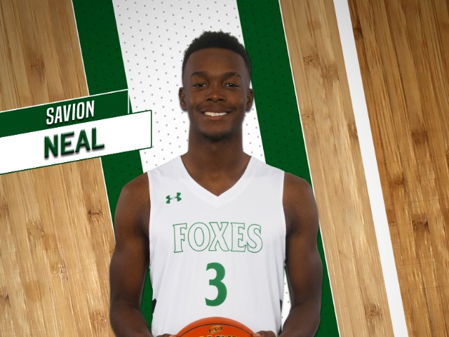 roster photo for Savion Neal