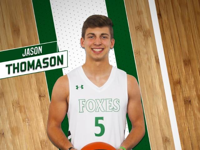 roster photo for Jason Thomason