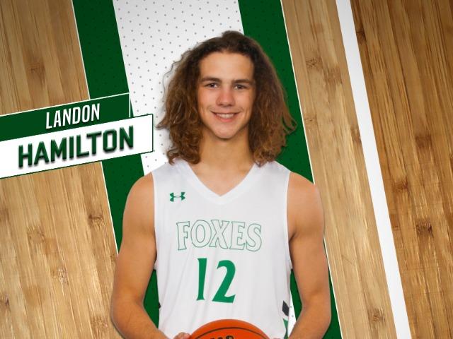 roster photo for Landon  Hamilton