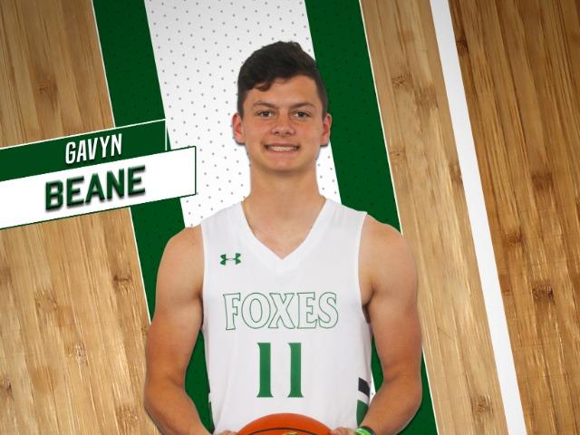 roster photo for Gavyn Beane