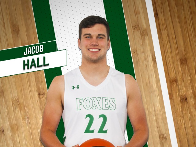 roster photo for Jacob Hall