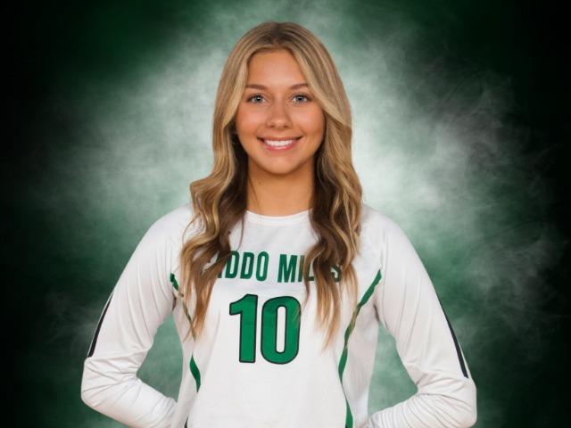 roster photo for Haley Hendricks