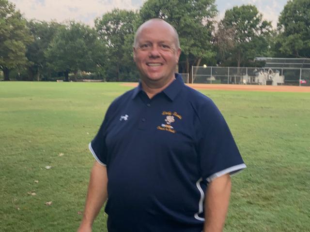 staff photo of Chad Coffey