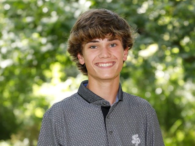 roster photo for Ty Bradford