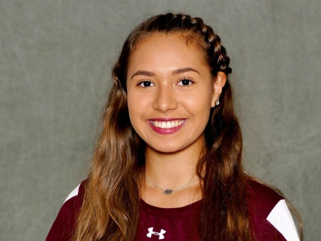 roster photo for Sienna Nunez