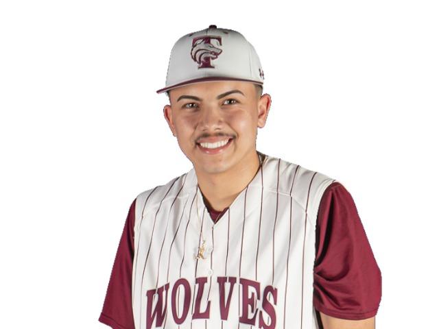 roster photo for Tristan Delgado