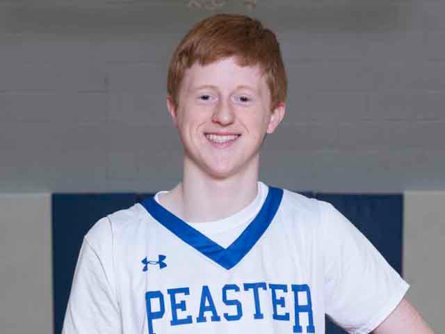 roster photo for Braxton   Bosher