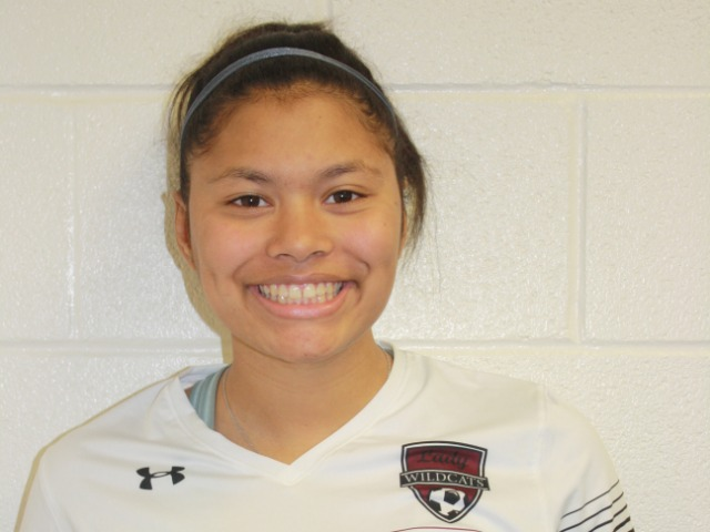 roster photo for ALEESIA HESTER
