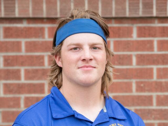 roster photo for Garrett Dingman