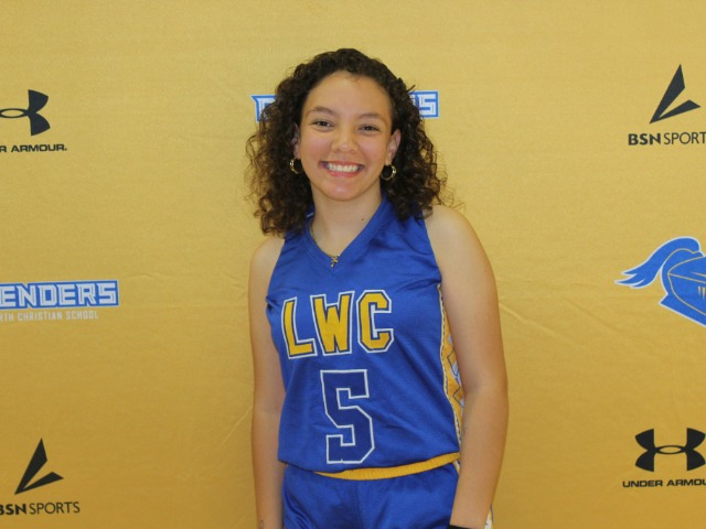 roster photo for Jazzlyn Santiago