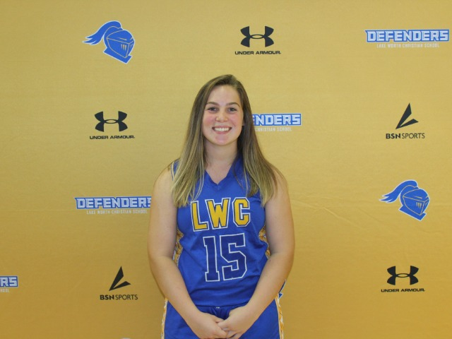 roster photo for Mackenzie Cocuzzo