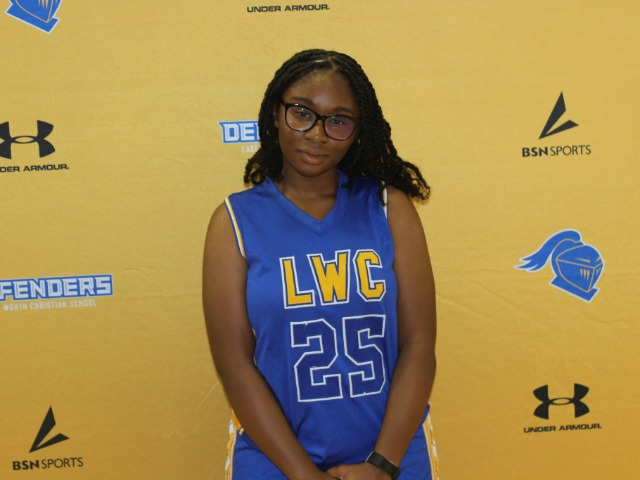 roster photo for Danielle Pierre