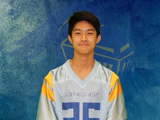 roster photo for Brandon Dinh