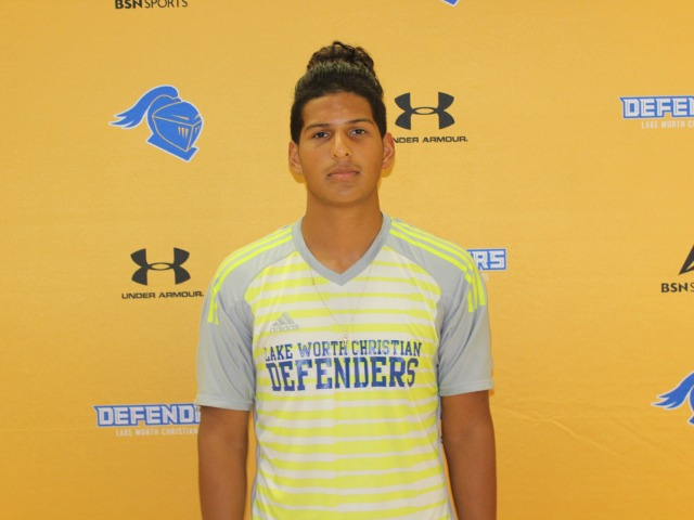roster photo for Luis Mendoza