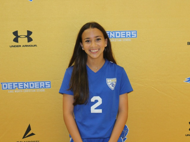 roster photo for Malayna Estornell