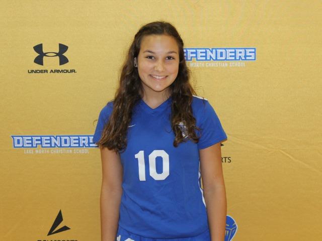 roster photo for Sarah Montero