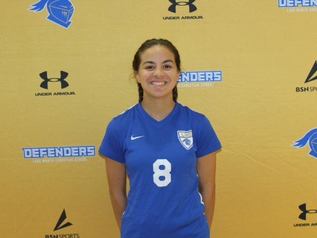 roster photo for Brooke Santiago