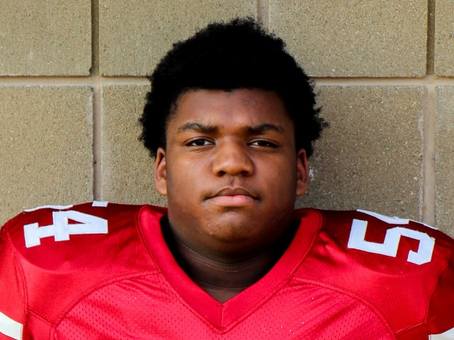 roster photo for Amarion Bruce