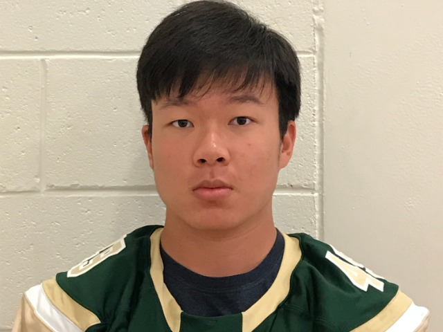 roster photo for John Hu