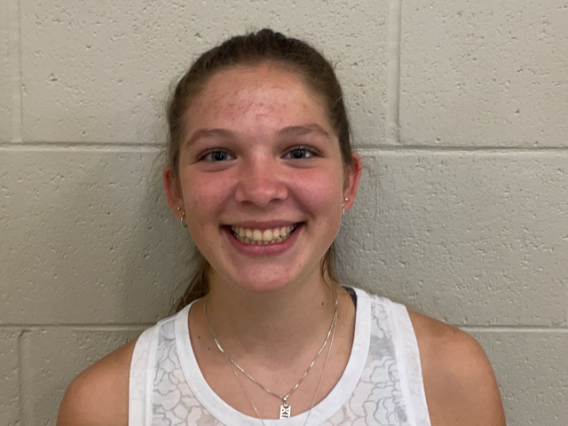 roster photo for Hope Faddis