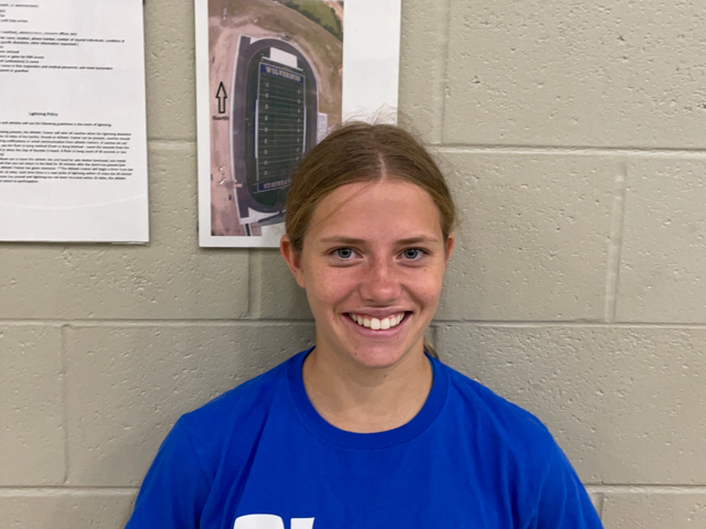 roster photo for Kyndal Stafford