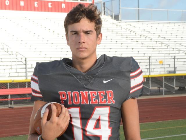 roster photo for Luke Padilla