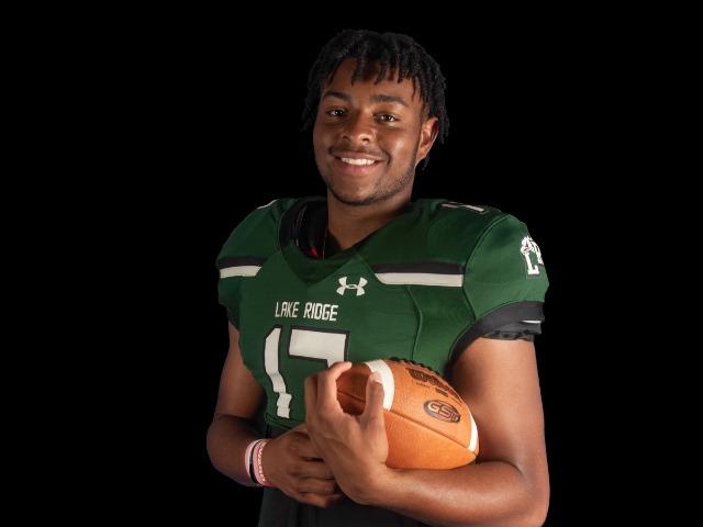roster photo for Braylen Jackson