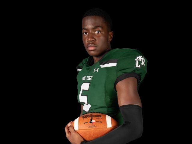 roster photo for Derrick Parker