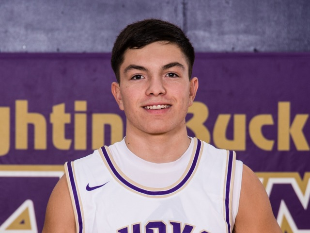 roster photo for Cody Barragan