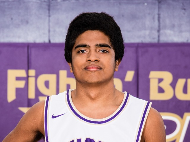 roster photo for Isiah Fierro