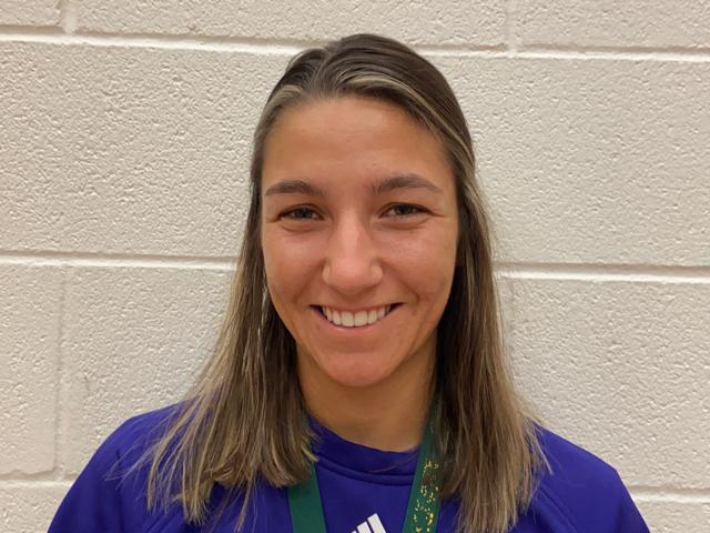 staff photo of Regan Blajeski