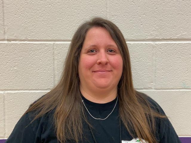 staff photo of Megan Hoyle