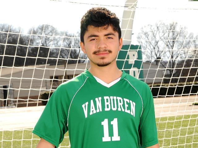 roster photo for Isaac Ochoa