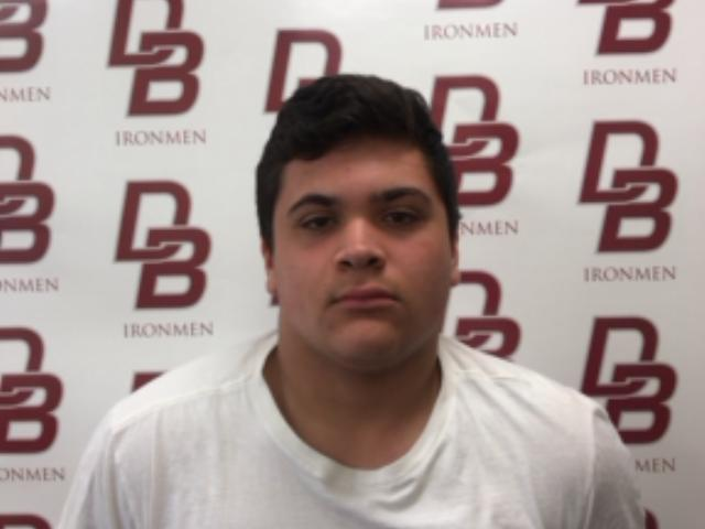 roster photo for Tristian Alfonso