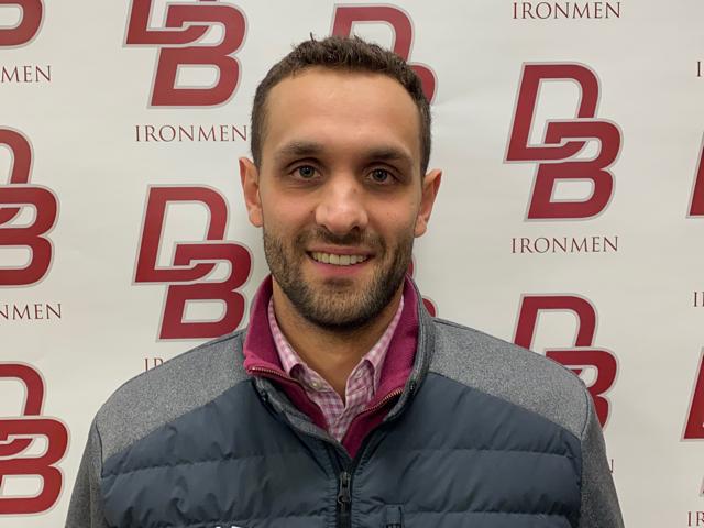 staff photo of Brandon Vigorito