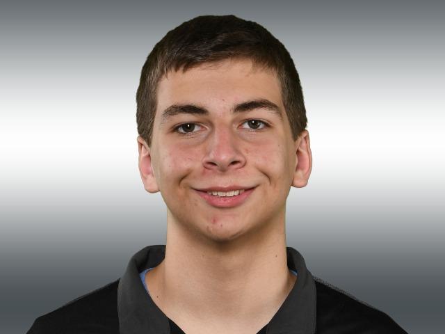 roster photo for Lucas Harvey