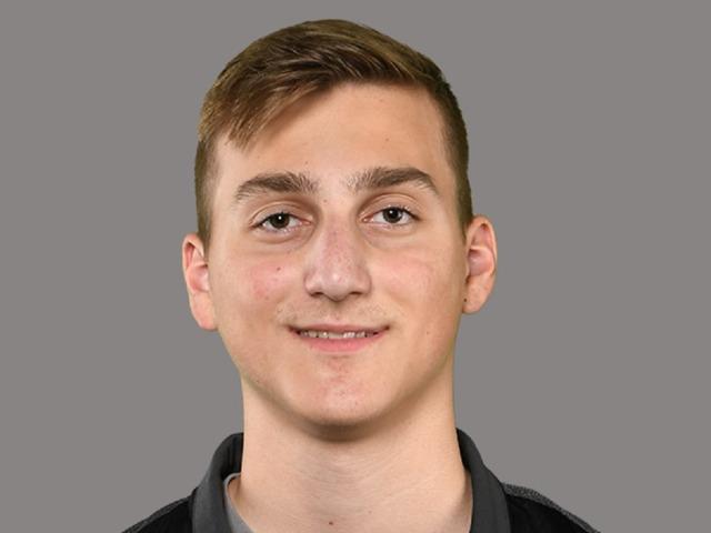 roster photo for Jackson Thomas