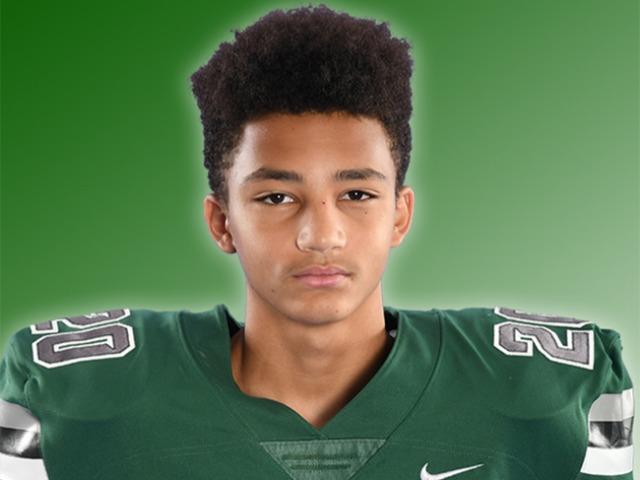 roster photo for Gabe Johnson
