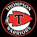 Thompson High School logo