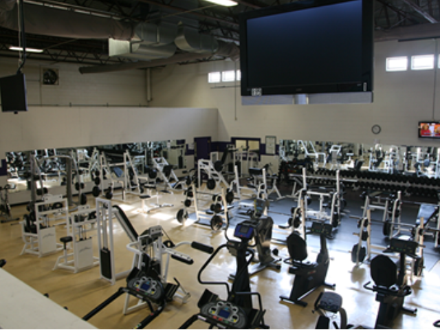 Auxiliary Weight Room 4