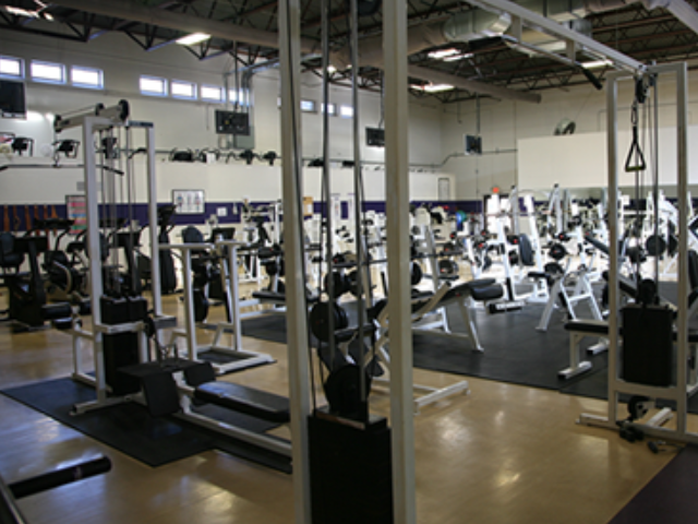 Auxiliary Weight Room 3
