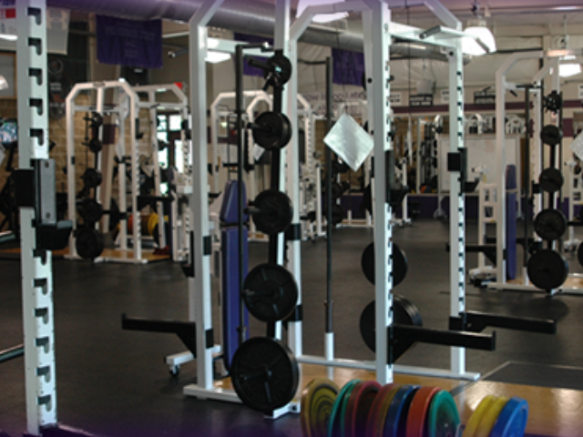 Football Complex Weight Room 5