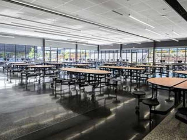 Fayetteville High School 8